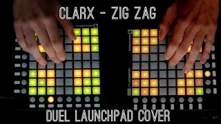 Clarx - Zig Zag (Duel Launchpad SoftCover)