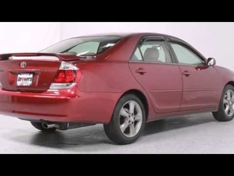 2006 toyota camry se v6 in fairfax va 22030 youtube. Black Bedroom Furniture Sets. Home Design Ideas