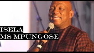 Ev MS Mpungose || ISELA