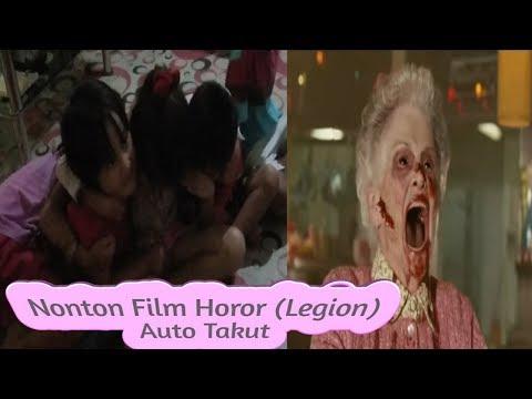 """Bocah Nonton Film Horor """"LEGION"""" Auto Serem"""