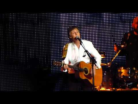 Paul McCartney  Love Me Do  From Portland, Oregon, On 4152016