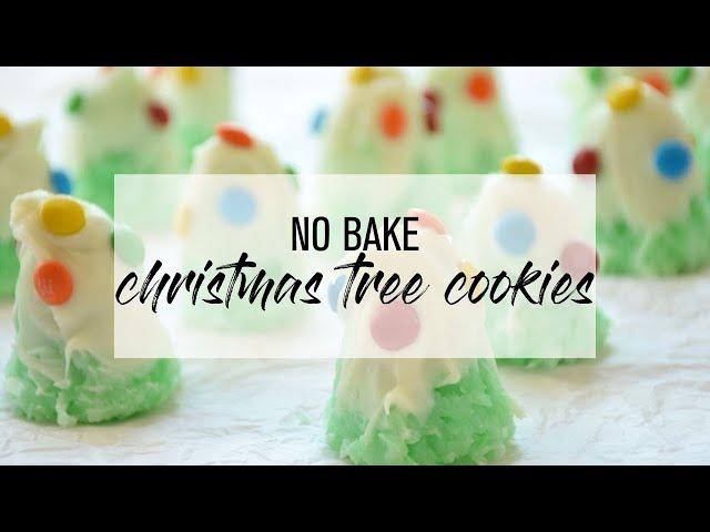 No Bake Christmas Tree Cookies - Blog - Festival Foods