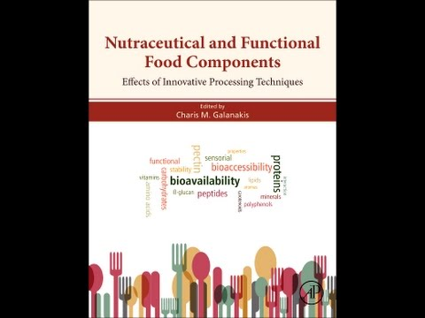 Online Book Presentation  - Nutraceutical and Functional Food Components