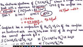 JEE/NEET MainsClass-12 Coordination Chemistry
