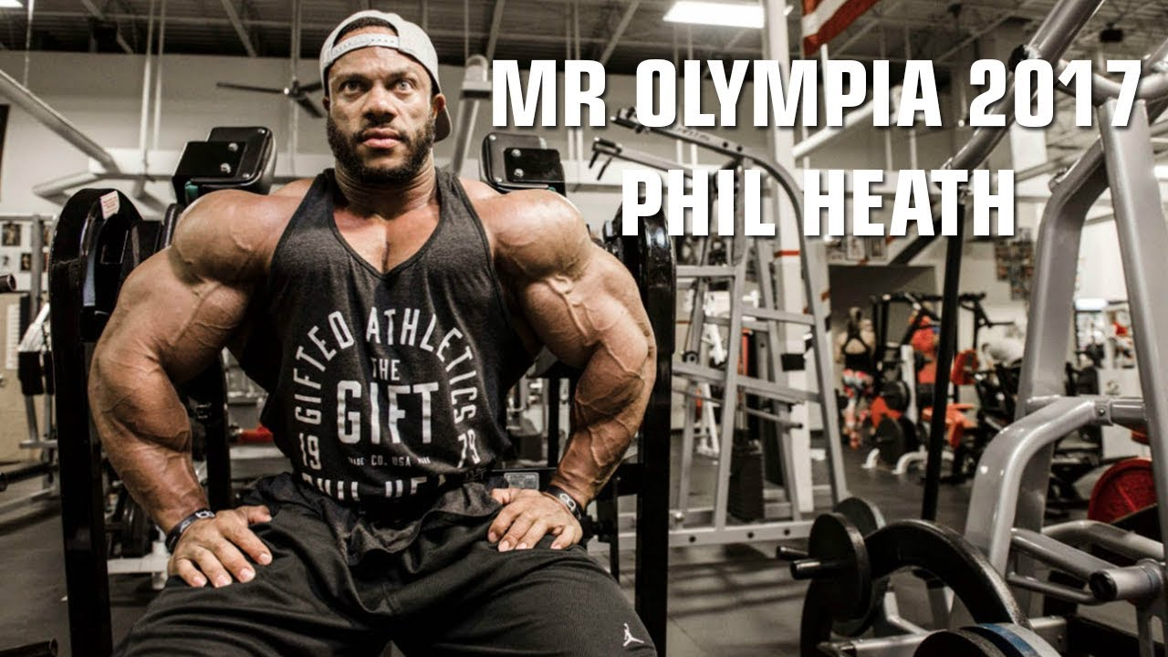 Mr Olympia 2017 Phil Heath Motivacion Gym