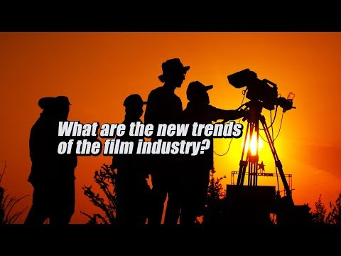 Live: What are the new trends of the film industry? 电影科技的最新趋势是什么?