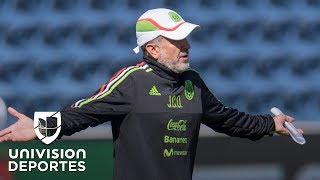 Los números no mienten: La efectividad de Osorio está a la altura del DT campeón del mundo