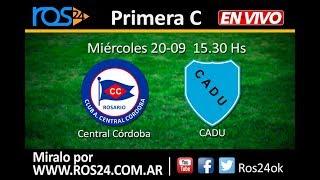 Central Cordoba de Rosario vs CA Defensores Unidos full match