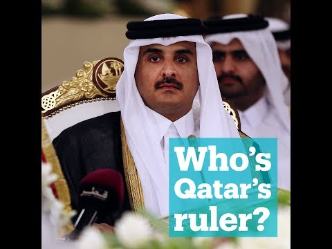 Who's Qatar's ruler?