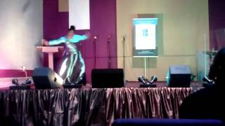 Corinthian Song danced by Prophetess Audrey Josey.mp4
