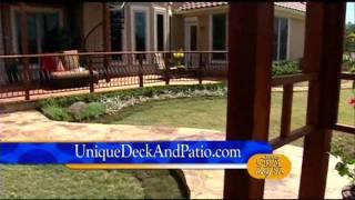 San Antonio Deck Builders - Great Day Sa - Unique Deck And Patio