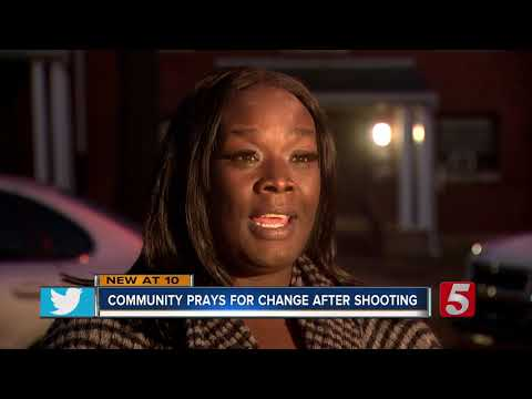 Neighbors Pray For Change After 11-year-old Shot In The Eye
