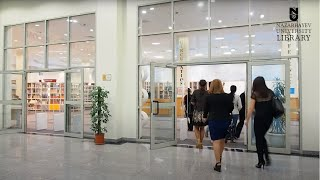 Introduction to Nazarbayev University Library