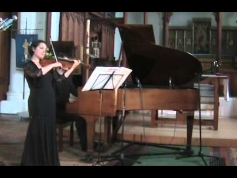 Prokofiev, Romeo and Juliet (Borisowski arrangement) - Young Juliet