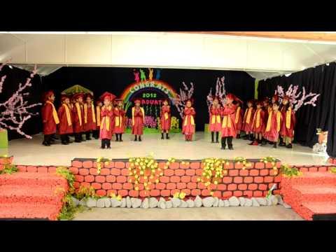 """mikudhinge sanaa"" - Preschool Graduation 2012 - Hira School"