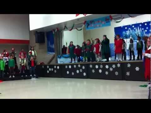Benfer Elementary - The Reindeer Games