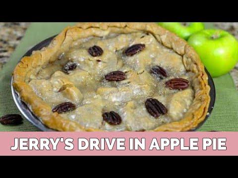 Jerry's Drive In Apple Pie