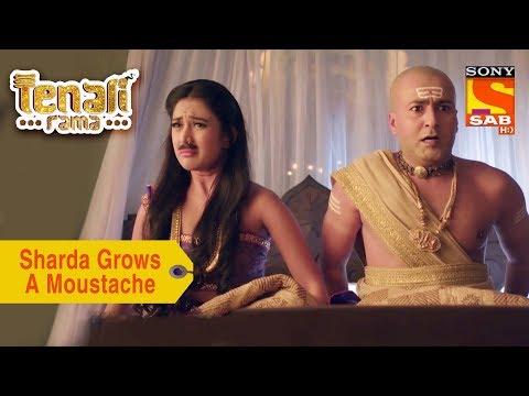 Your Favorite Character   Sharda Grows A Moustache   Tenali Rama