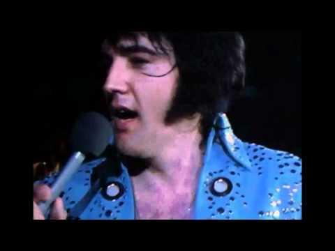 Elvis Presley   American Trilogy Hampton Roads Va.1972(Pictures Of Elvis in Blue Nail).