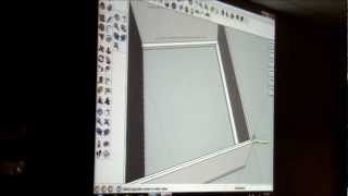 2012-06-16 Sketchup Cabinetry By Ricky Alexander 1h03m45s