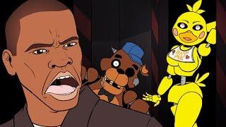 GTA 5 vs Five Nights at Freddy s 5 Nights Franklin s by Sam Green Media