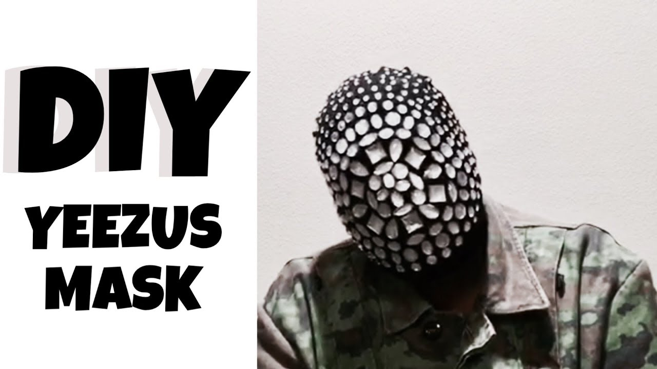 the gallery for gt yeezus masks