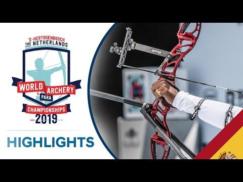 Recurve highlights [ESPAÑOL] |'s-Hertogenbosch 2019 Hyundai World Archery Championships