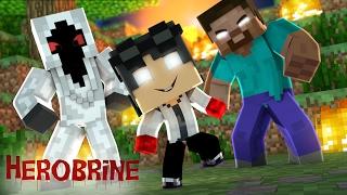 Minecraft: WHO'S YOUR FAMILY? - O BEBÊ SINISTRO DA ENTITY 303 E DO HEROBRINE!