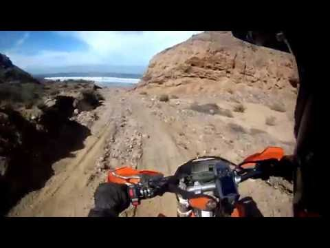 7 Days of Baja Mexico Dual Sport Motorcycle 2016
