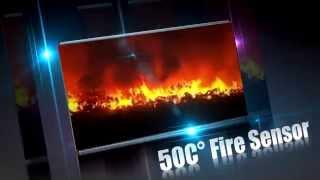 Network Roller Shutters 1 Bushfire