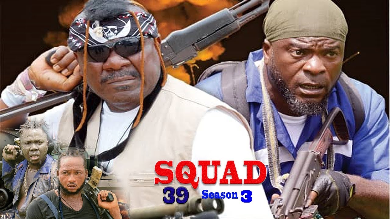 Download Squad 39 Season 3 (NEW MOVIE) - 2019 Latest Nigerian Nollywood Movie