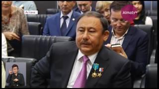 Орталық сайлау комиссиясында 4 Сенат депутатын тіркеу шарасы өтті (17.07.17)