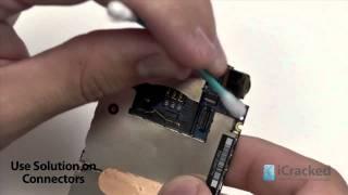 iPhone 3G  iPhone 3GS Water Damage Repair - iCrackedcom