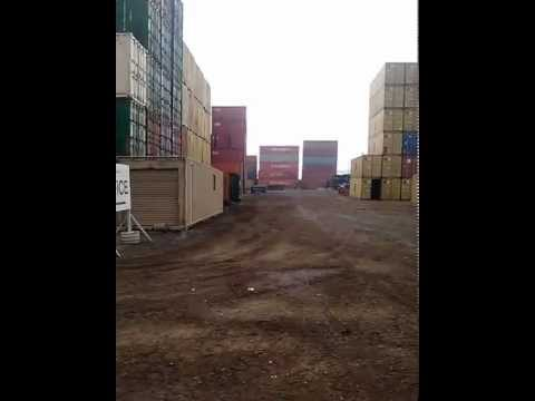 Container Chassis Storage and Repair in Long Beach, CA
