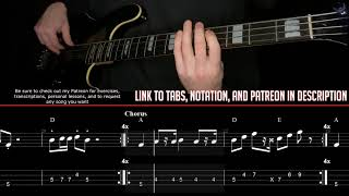 Bob Marley - Stir It Up (Bass Line w/tabs and standard notation)