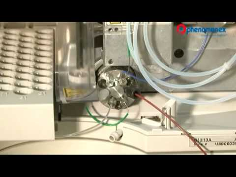 Agilent 1100 HPLC System Optimization