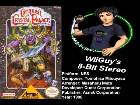 Conquest of the Crystal Palace (NES) Soundtrack - 8BitStereo