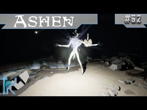 Facing Our First Boss, Ukkoto the Elder Dark!! - Ashen LP - E02 thumbnail