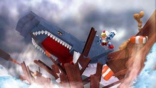 Jaws Movie 2 - Joebuz = Jaws? (Minecraft Roleplay) #10