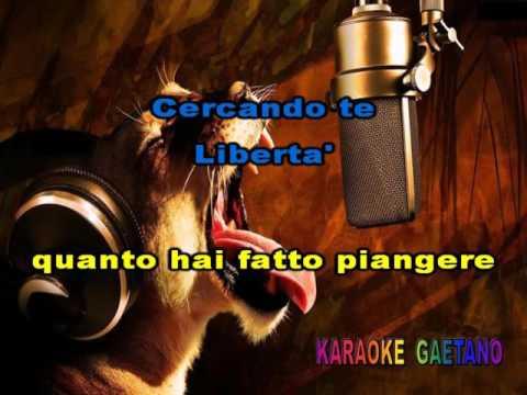 Albano Liberta' Karaoke