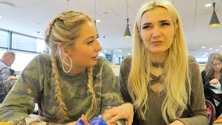 BRITISH GIRLS TASTE SWEDISH CANDY!!