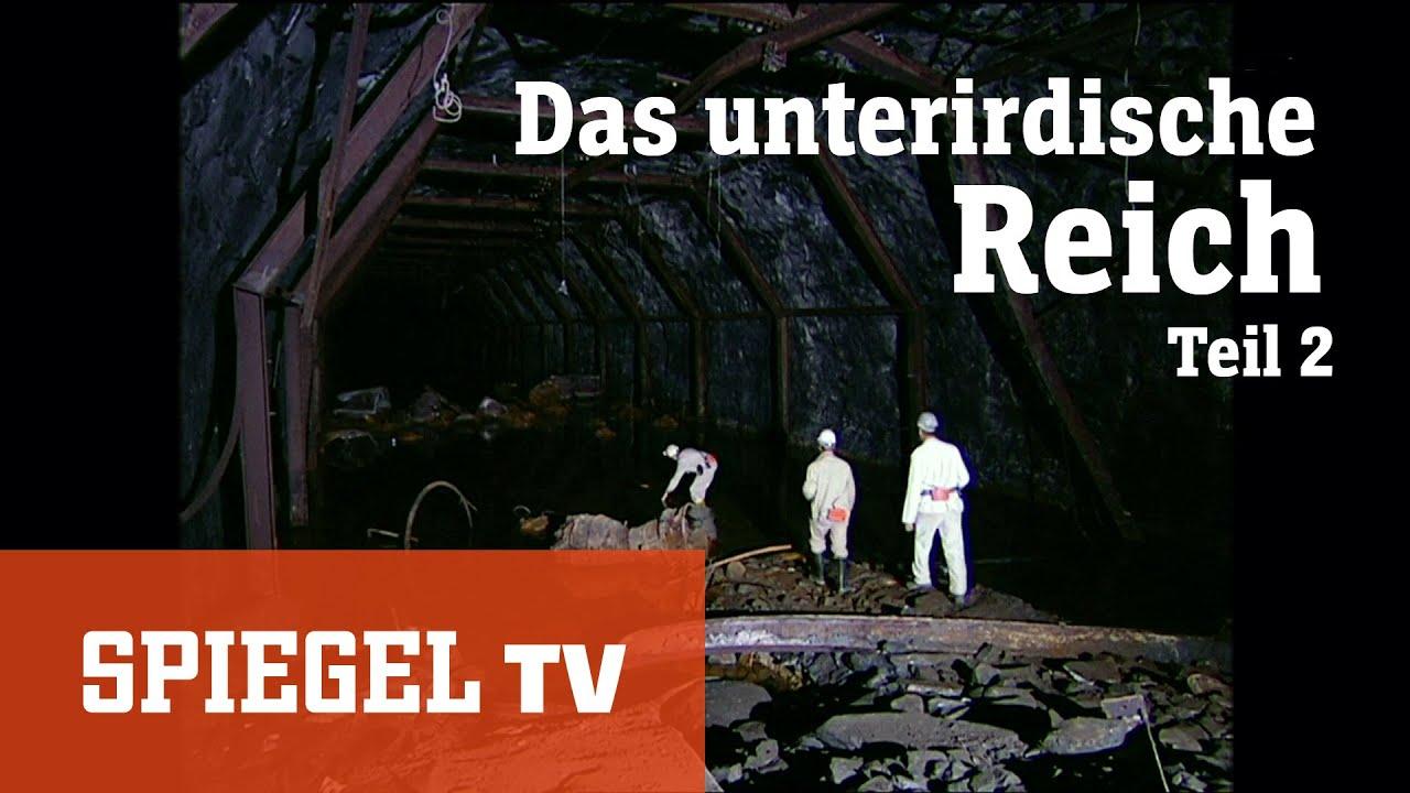 Die geheimen Welten der Nazis (2): Das unterirdische Reich