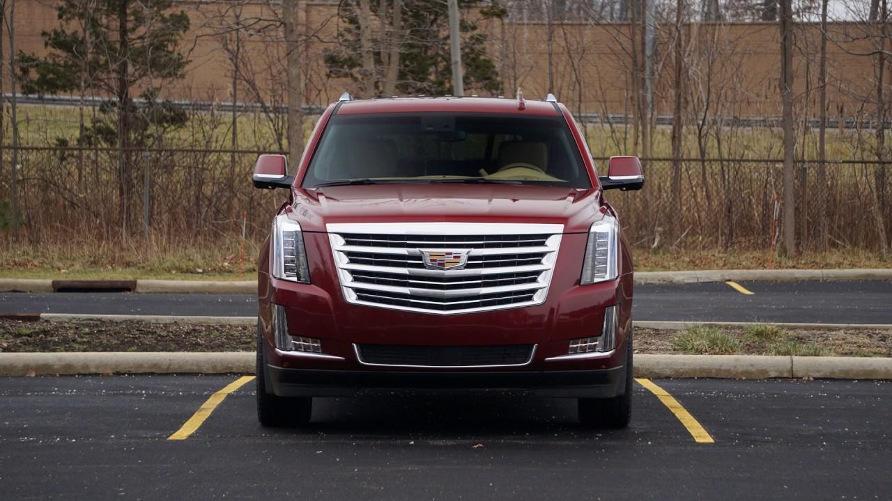 Cadillac Escalade Hybrid 2017