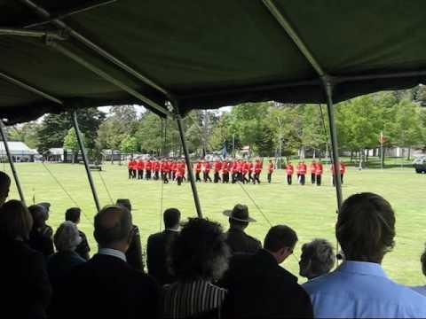 New Zealand Army Officer Cadet Graduation Ceremony 2009