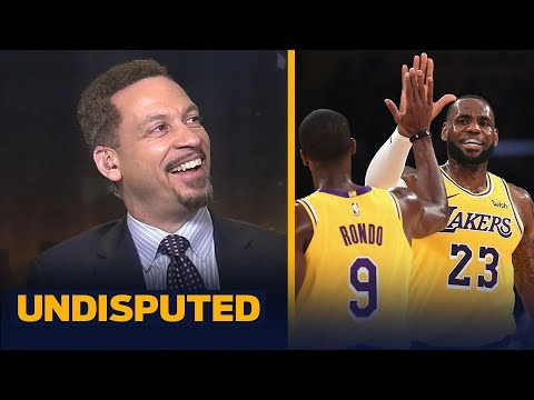 Chris Broussard thinks LeBron is motivated to play at the 'LeBron James' level | NBA | UNDISPUTED