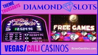 Diamond Slots ✦THEME THURSDAYS✦ Live Play Slots / Pokies in Vegas and South California