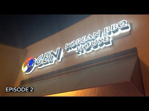 BEST ALL YOU CAN EAT KOREAN BARBECUE IN SAN JOSE | EPISODE 2