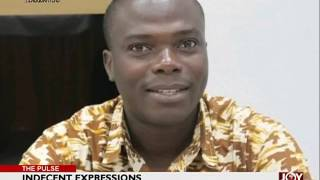 Indecent Expressions - The Pulse on Joy News (22-7-16)