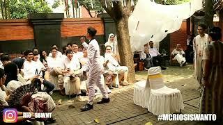 PERNIKAHAN ANTI MAINSTREAM, KEKINIAN ABIS (Games untuk Wedding)  PART 2 MC Rio Siswanto