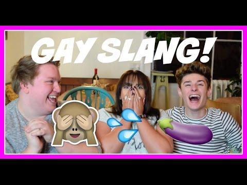 people Slang for gay